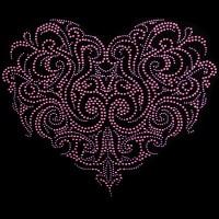 Coração Ref: 1581