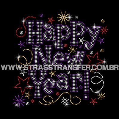 Happy New Year - Ref: 2607