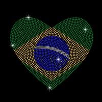 Coração Brasil Ref: 3203