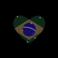 Coração Brasil Filha Ref: 3212