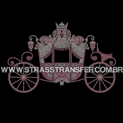 Carruagem Cinderela - Ref: 3726