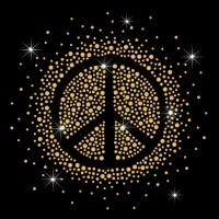 Simbolo da Paz - Ref: 1349