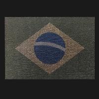Bandeira do Brasil Ref: 1436