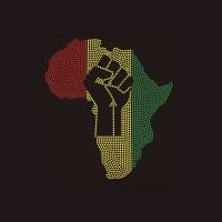 Punho De África - Ref: 4067