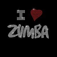 Eu Amo Zumba - Ref: 2846