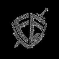 Escudo Fé - Ref: 2780