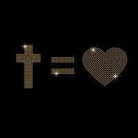 Cruz = Amor - Ref: 2974