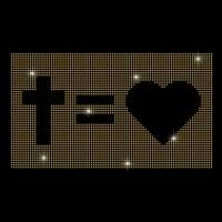 Cruz = Amor - Ref: 2975