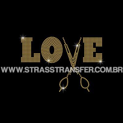 Love Tesoura - Ref: 3441