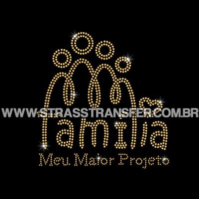 Família Meu Maior Projeto - Ref: 3449