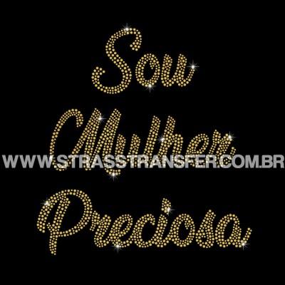 Sou Mulher Preciosa - Ref: 3556