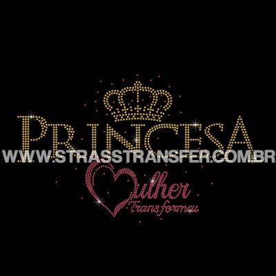 Princesa Mulher Transformai - Ref: 2346