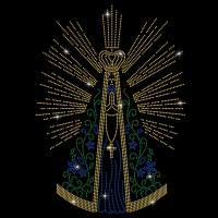 Nossa Senhora Aparecida - Ref: 2910