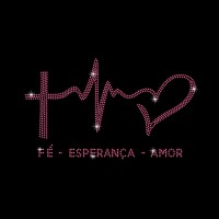 Fé - Esperança - amor - Ref: 3468