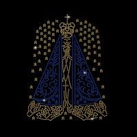 Nossa Senhora Aparecida - Ref: 3795