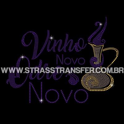 Vinho Novo Odres Novos  - Ref: 3855