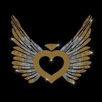 Coração Asa Ref: 1615