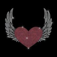 Coração Asa Ref: 1617