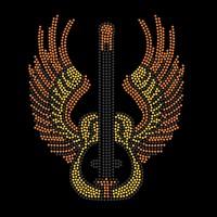 Guitarra Asa - Ref: 791
