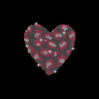 Coração Onça Filha Ref: 2435