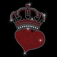 Coração Coroa Ref: 585
