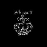 Coroa Princesa de Cristo Ref: 2090