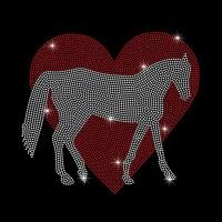 Coração Cavalo Ref: 2693