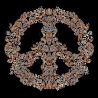 Simbolo da Paz - Ref: 0315