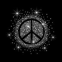 Simbolo da Paz Filha- Ref: 2389