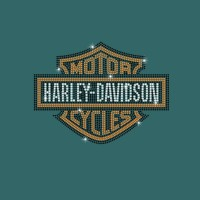 Harley Davidson Filha - Ref: 2898