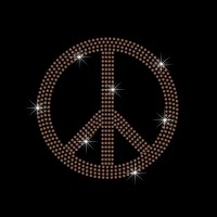 Simbolo da Paz - Ref: 871